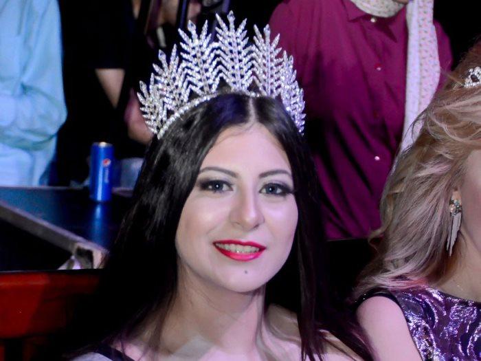 يمنى محمد ملكة جمال العرب مصر