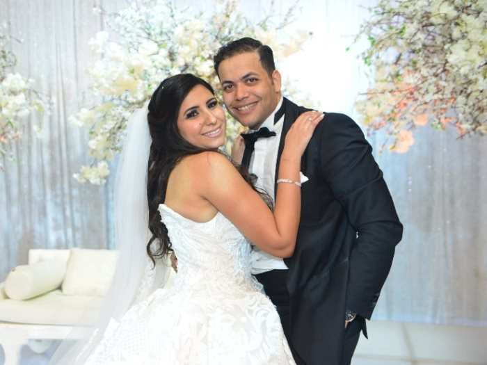 زفاف أبانوب ميمى و ميرنا ألبرت