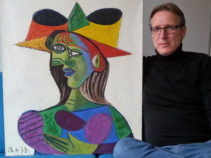 0602dc892 قصة استعادة لوحة بيكاسو لصاحبها بعد 20 سنة - عين