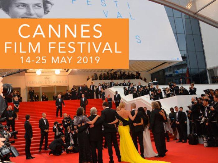 مهرجان كان السينمائي الدولي في دورته الـ 72