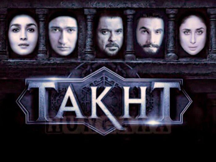 الفيلم الهندى Takht