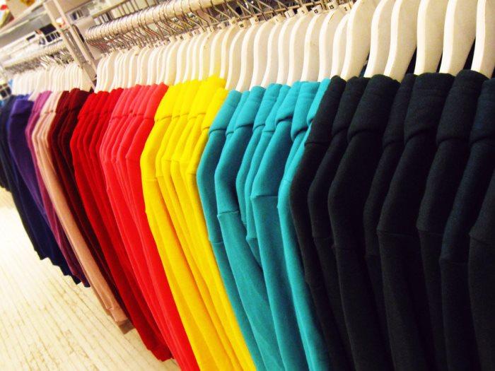 معرض ملابس