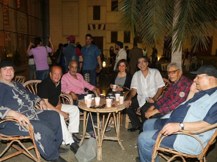 جانب من حفل الإفطار
