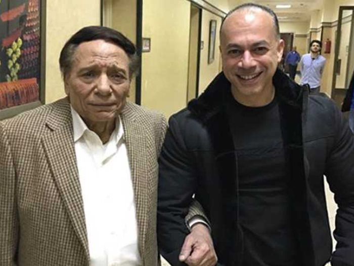 رغم تعاقده مع ابنه..هل يعود عادل إمام لمنتجه تامر مرسى فى رمضان 2018؟