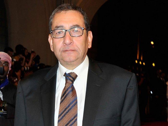 الناقد سمير فريد
