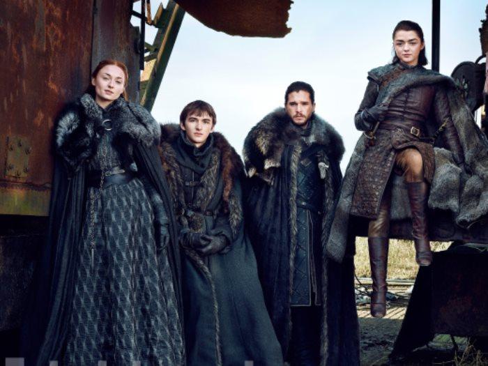 مسلسل game of thrones الموسم الثامن