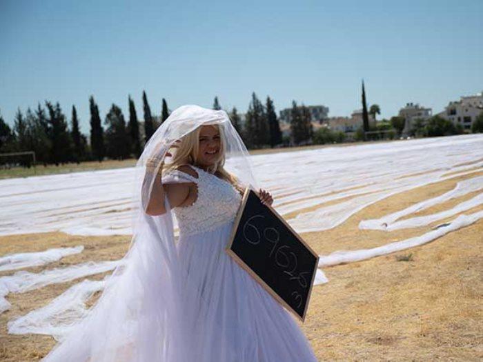 عروس باطول طرحه