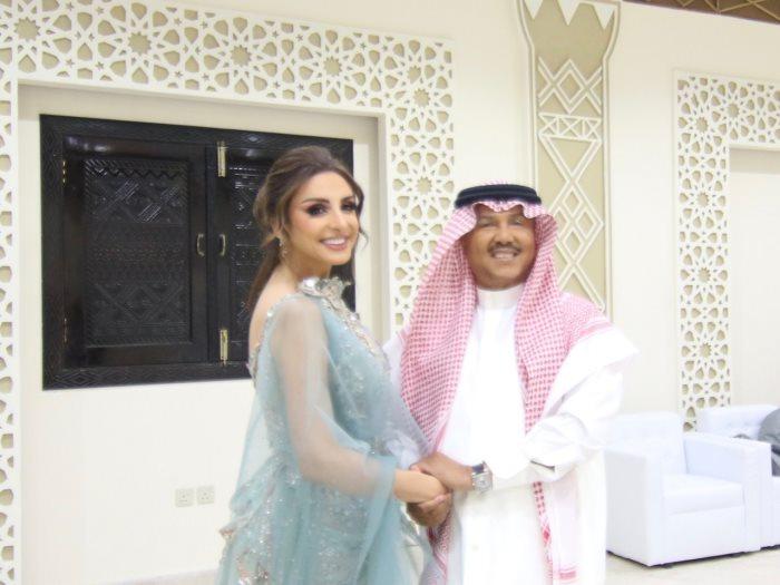 أنغام ومحمد عبده