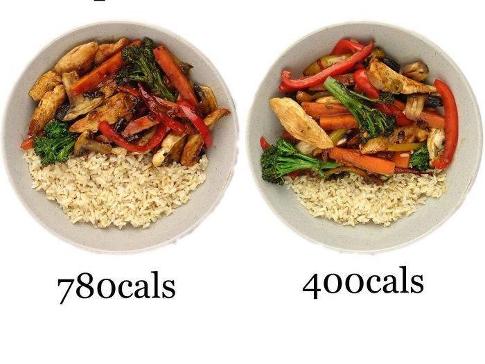 اكلات متوازنة