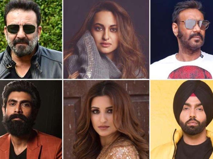 أبطال فيلم Bhuj : The Pride of India