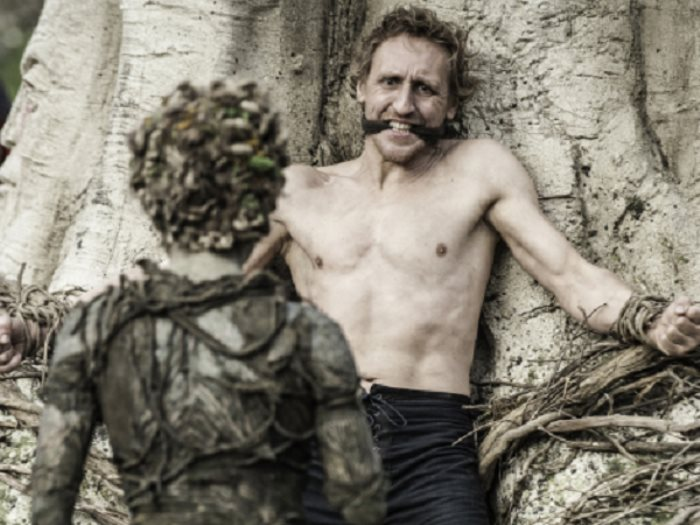 لقطة من المسلسل التاريخى Game Of Thrones