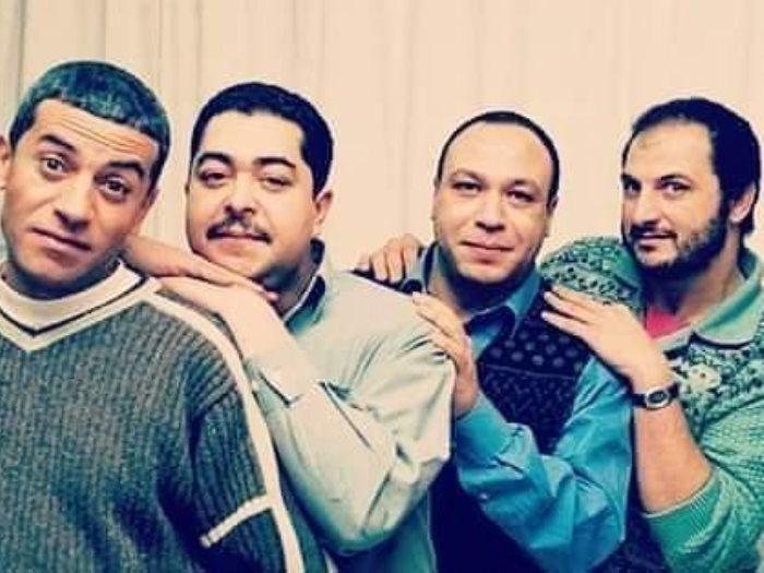 خالد صالح والصاوى وصبرى فواز وطارق عبد العزيز