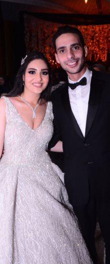 زفاف ابراهيم الجمل وايمان ال غرو