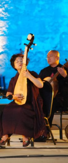 الموسيقى الصينيه