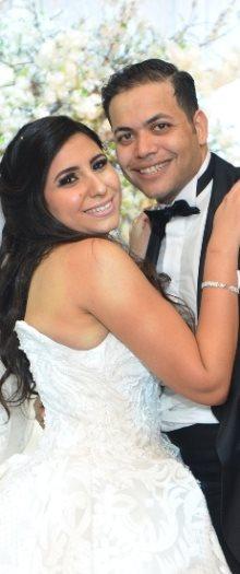 زفاف ابانوب ميمى على ميرنا البرت