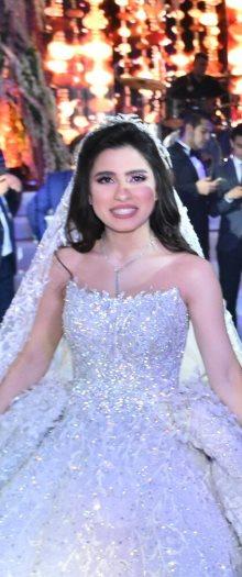 العروسين مع محمود العسيلى