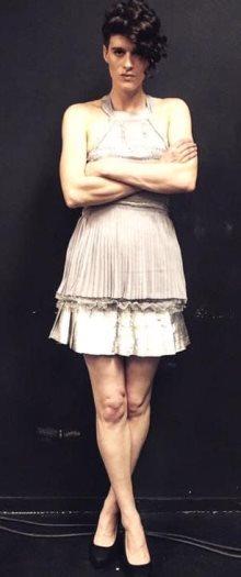 راين دوف عارض أزياء