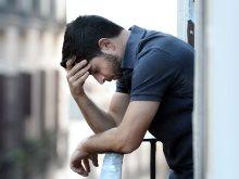 ارهاق  - تعب - اكتئاب - حزن
