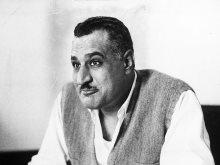الرئيس جمال عبد الناصر