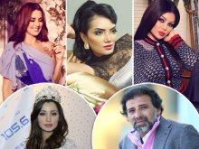 هيفاء وهبى وحورية فرغلى و درة و خالد يوسف و سهير الغضبان