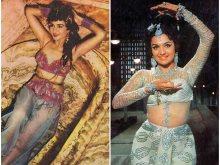 الممثلة الهندية آشا باريخ شبيهة الفنانة المصرية نعيمة عاكف