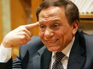 12 مليون دولار قيمة مسلسل عادل إمام «عوالم خفية» فى السعودية