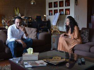 المخرج أحمد مدحت يواصل مونتاج «بين عالمين» لـ طارق لطفى