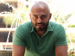 أحمد صلاح حسنى يكشف لـ«عين» تفاصيل تجربته فى فيلم «الخلية»