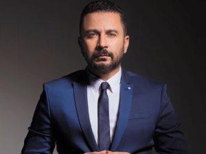 صور.. أحمد سعيد عبد الغنى يدخن الشيشة فى «ضد مجهول»