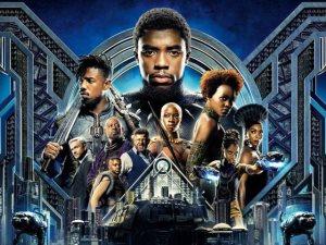 Black Panther يتصدر شباك التذاكر العالمى ويحصد 476 مليون دولار
