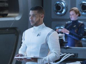 مسلسل «Star Trek: Discovery» مستمر فى 2018