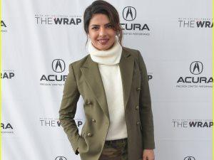 بريانكا شوبرا تستوحى إطلالتها فى Sundance من جينا ليونس