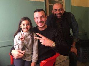 سر استعانة باسل الخياط وفريق عمل «الرحلة 710» بطبيب نفسى فى التصوير