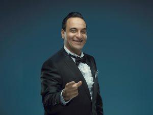 هشام إسماعيل بطل ومؤلف لأول مرة فى عمل سينمائى