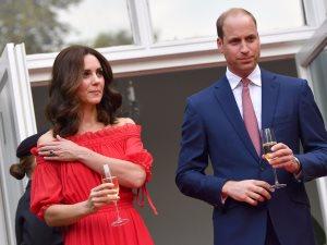 3 مشاهد لا تنسى من زيارة الأمير ويليام ودوقة كامبريدج لألمانيا
