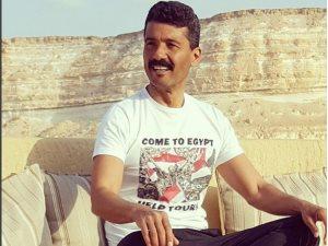 خالد النبوى يستعد للسفر إلى ألمانيا للاطمئنان على صحته