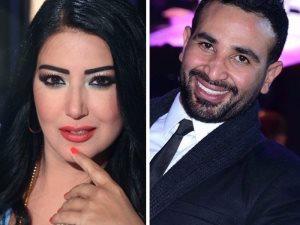 رسمياً.. زواج أحمد سعد وسمية الخشاب غداً