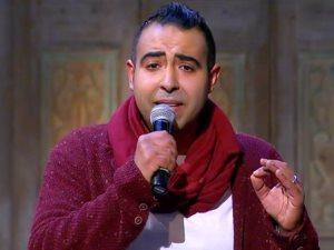محمد عدوية يروج لألبومه الجديد سكوت خلاص