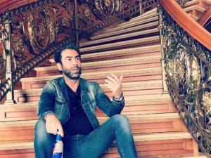 صورة.. سعيد الماروق يعلن إخلاء سبيله بعد قرار اعتقاله