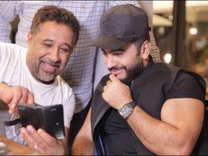 تفاصيل كليب «وانت معايا» لتامر حسنى والشاب خالد فى بيروت