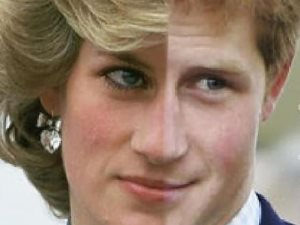نص أنا نص أنت.. الأمير هارى وأمه ديانا نفس الضحكة وتعبيرات الوجه