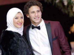 الليلة.. رمضان صبحى يحتفل بزفافه على حبيبة إكرامى