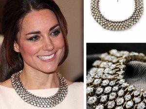 رغم ادعاء التقشف.. مجوهرات كيت ميدلتون بأكثر من مليون يورو