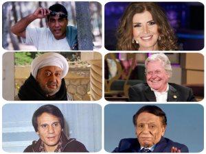 من عبد الحليم حافظ لـ حسين فهمى ونور الشريف.. أكثر نجم عمل مع ميرفت أمين