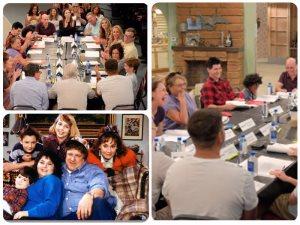 بعد 29 سنة من بداية عرضه.. شاهد أبطال Roseanne فى حلقات جديدة.. فكيف أصبحوا