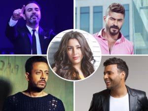 لو بتحبها ومش عارف تقولها.. اتصل بهؤلاء النجوم