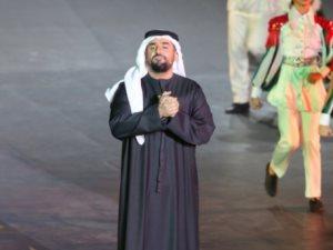 حسين الجسمى: فخور بالمشاركة فى أوبريت «الفجيرة تجمعنا»