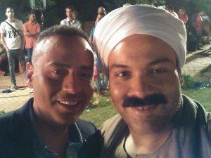 أحمد هانى: دورى فى «أفراح إبليس 2» نقلة فنية كبيرة لى