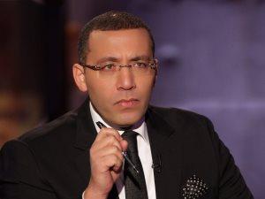 اليوم.. خالد صلاح ضيف بسمة وهبة فى برنامج «شيخ الحارة»