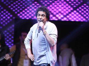 «افرح بالحياة» لـ محمد منير تقترب من كسر حاجز المليون مشاهدة
